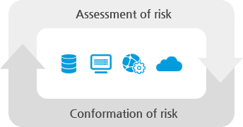 Assessment of risk, Conformation of risk