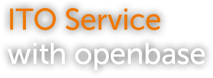 ITO Service with openbase